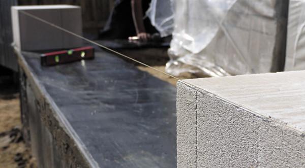 Строительство Дома из газоблока и керамического кирпича-блока в Краснодаре