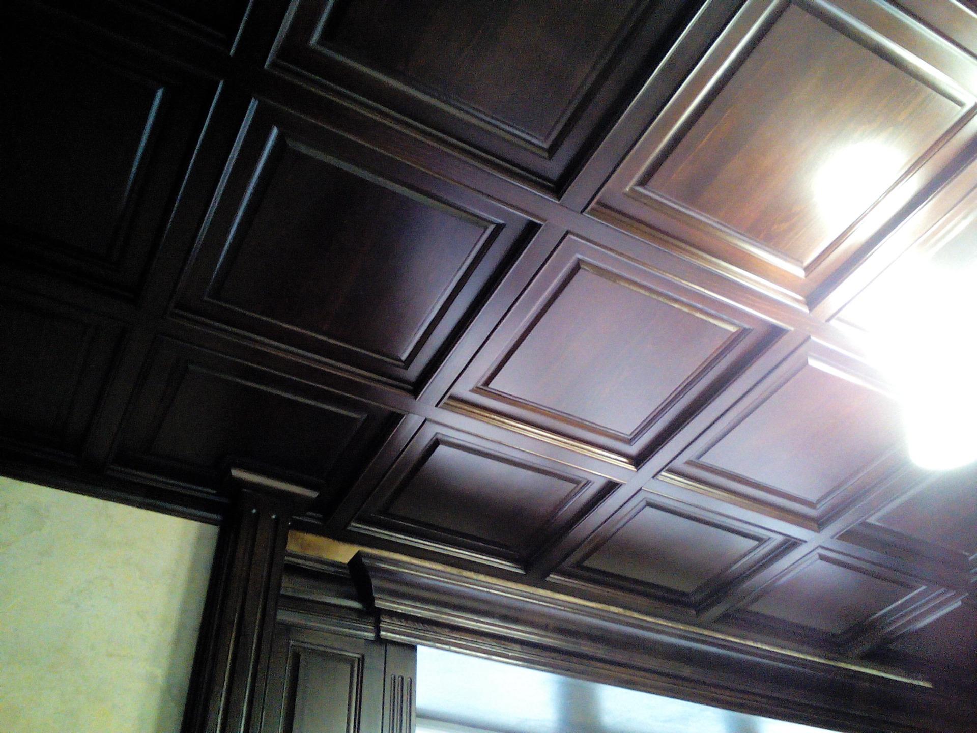Отделка деревом - потолок - Кропоткин - Гулькевичи