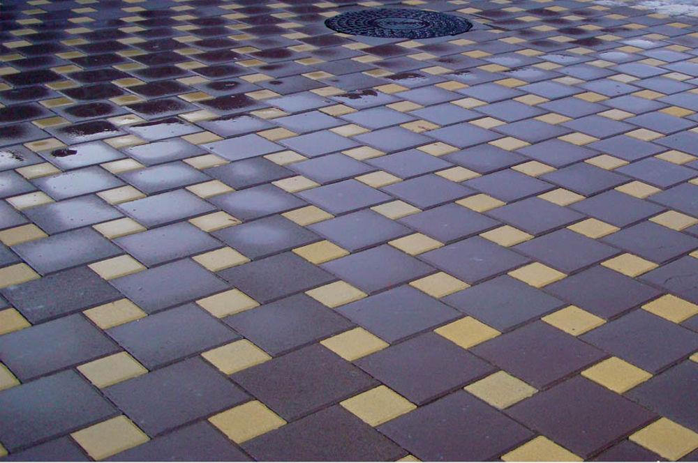 Продажа и укладка тротуарной плитки брусчатки в Кропоткине по цене завода производителя