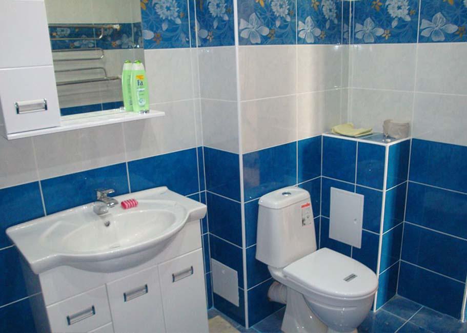 Ремонт ванной комнаты в Кропоткине