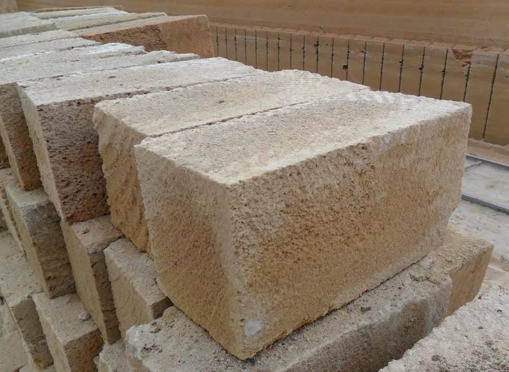 Купить блоки из ракушечника - дагестанский камень напрямую с карьера без посредников