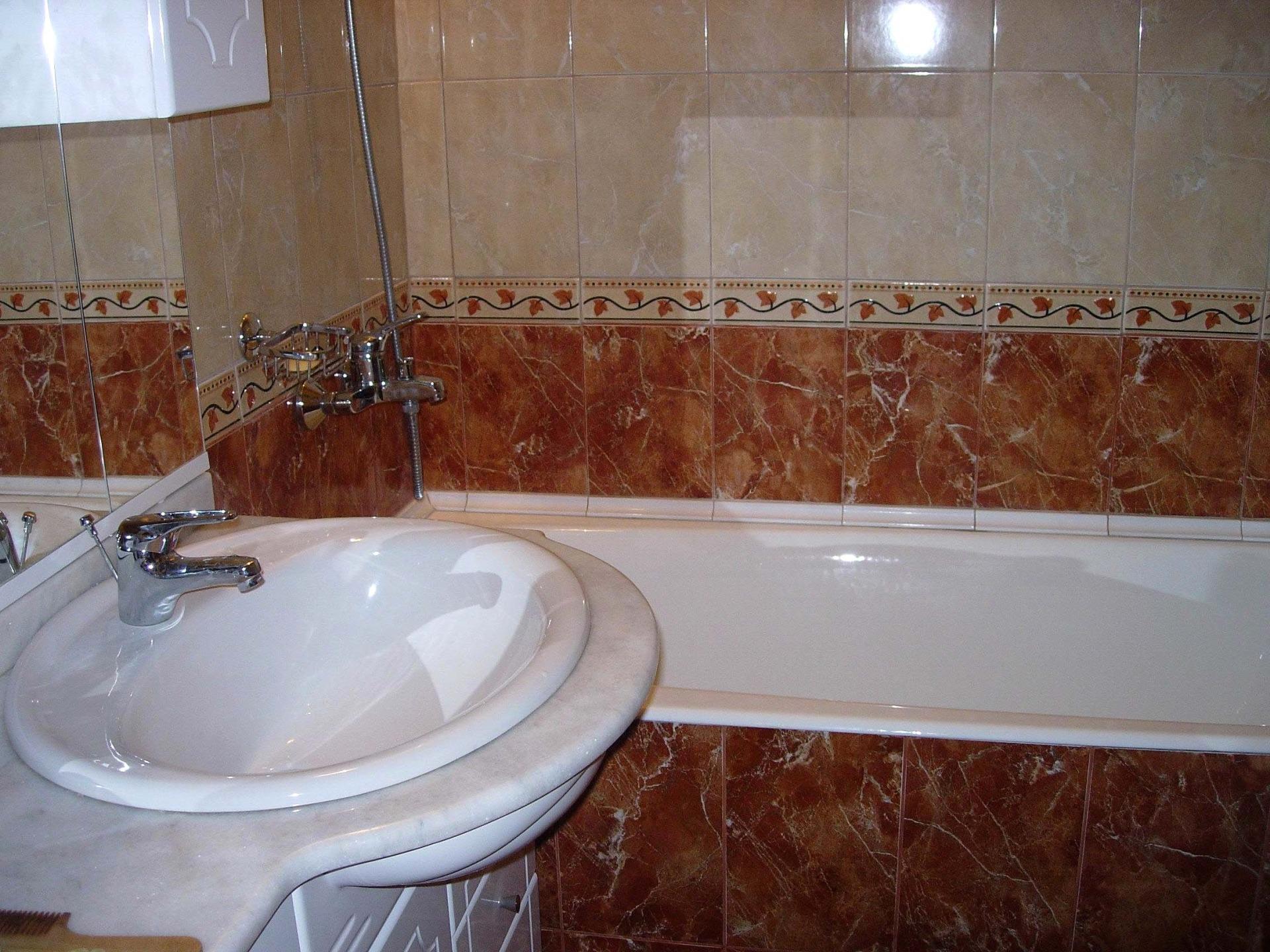 Ремонт ванной комнаты в Кропоткине Гулькевичи отделка