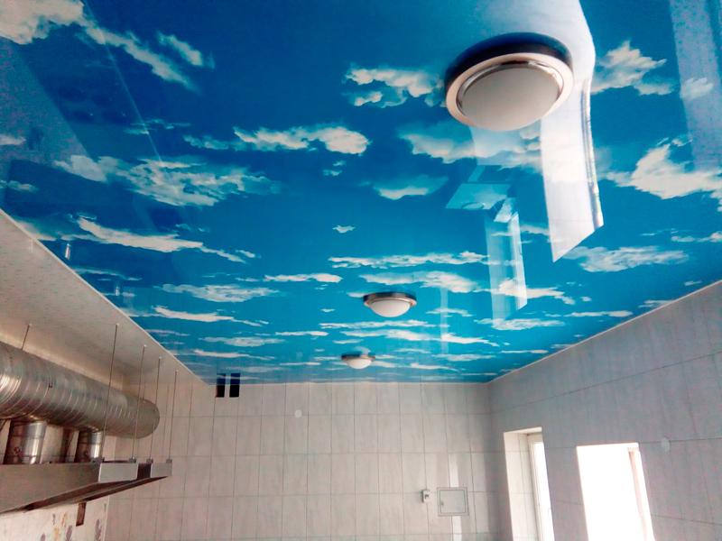 Натяжной потолок в Армавире по акции - блдьшие скидки