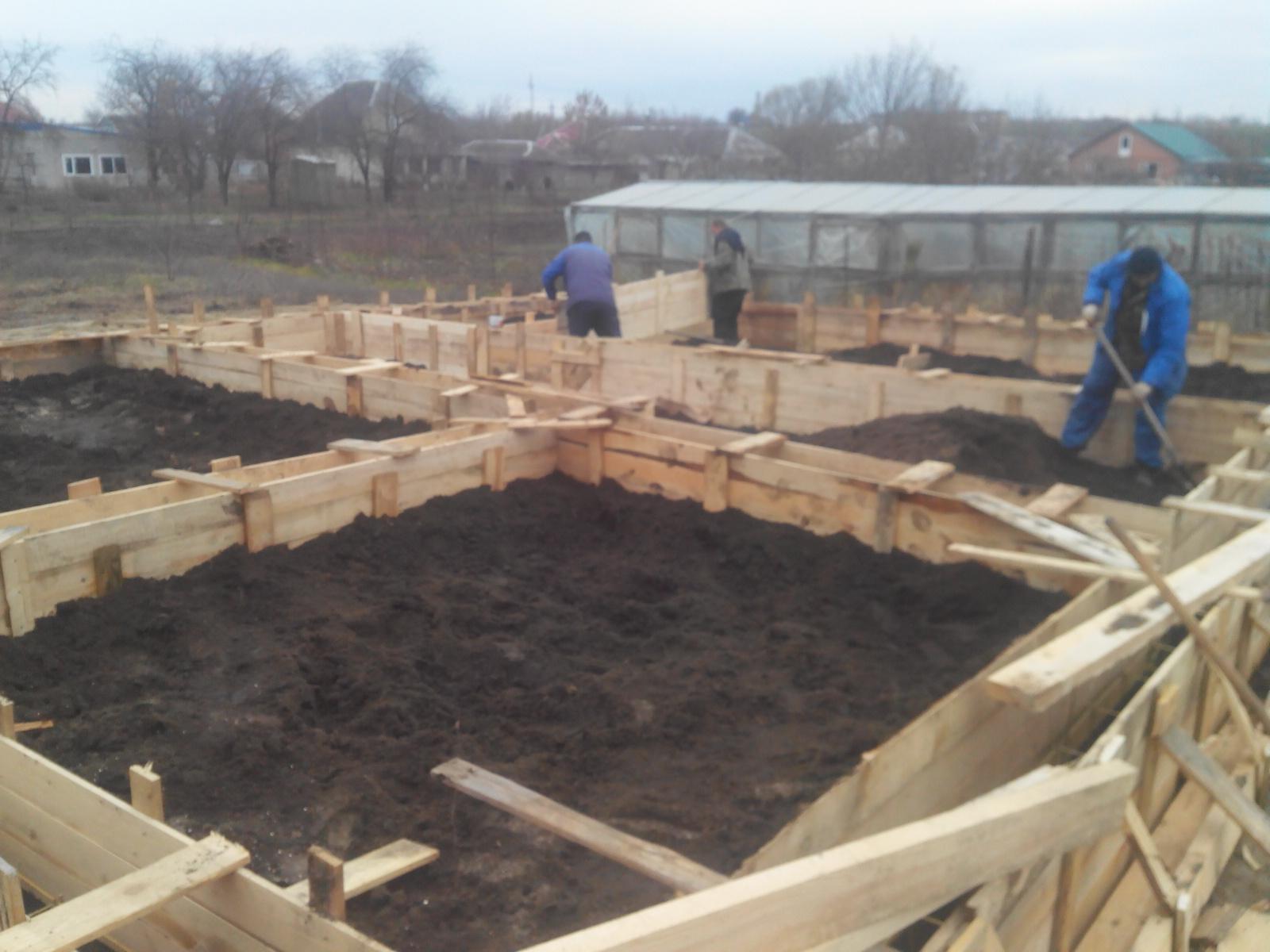 Строительство домов в Кропоткине