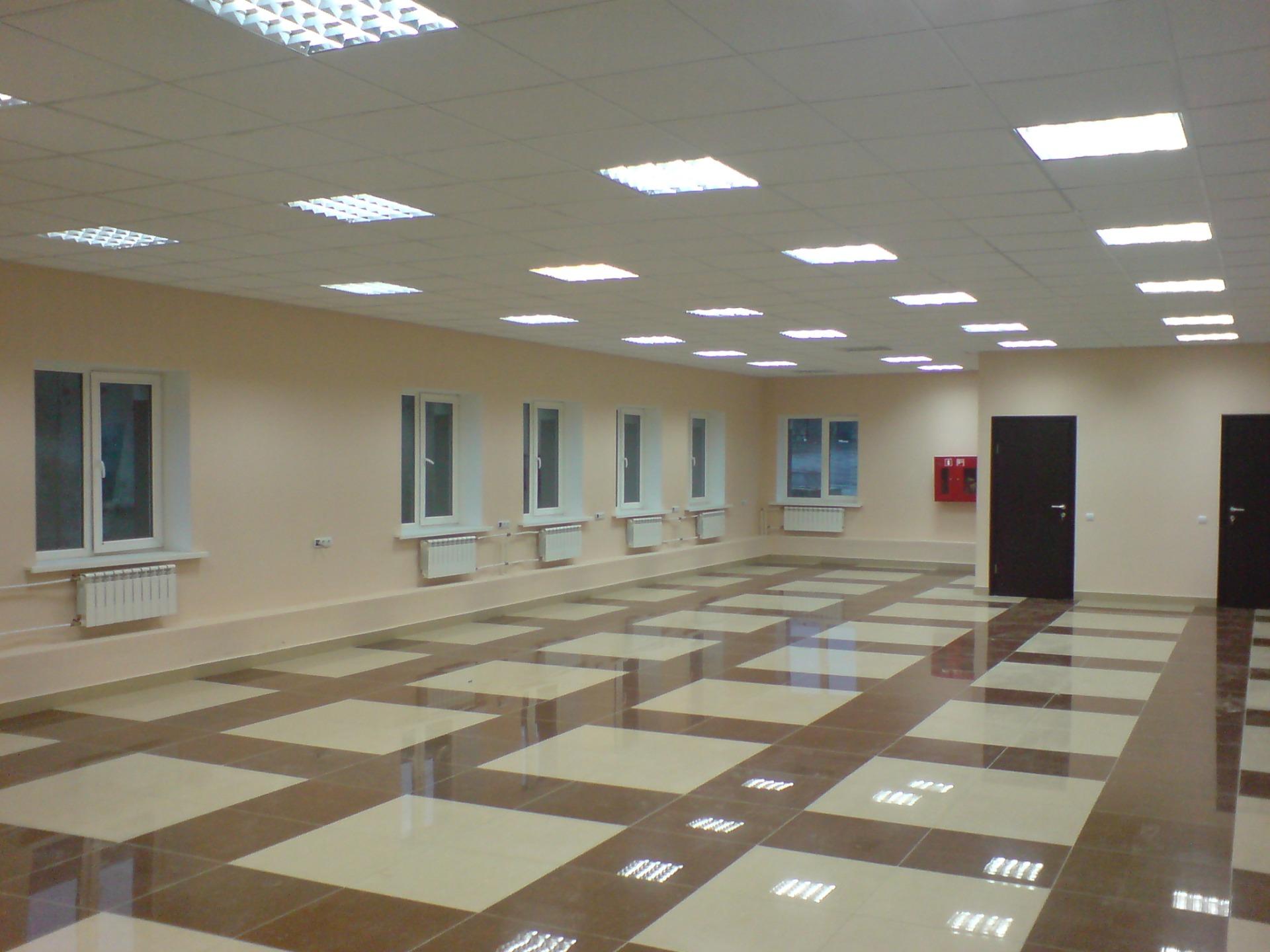 Ремонт офисов и магазинов в Гулькевичи