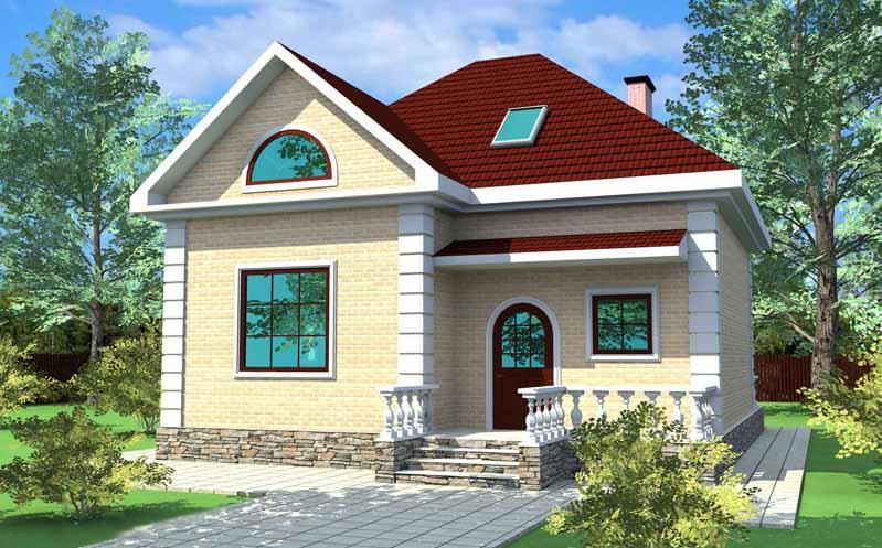 Проекты строительства коттеджей в Краснодаре