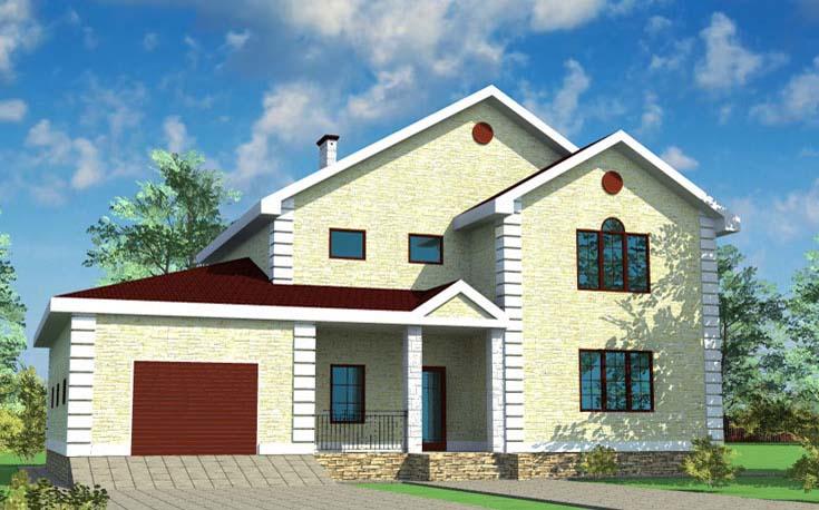 Проекты строительства домов-коттеджей в Кропоткине и Гулькевичи