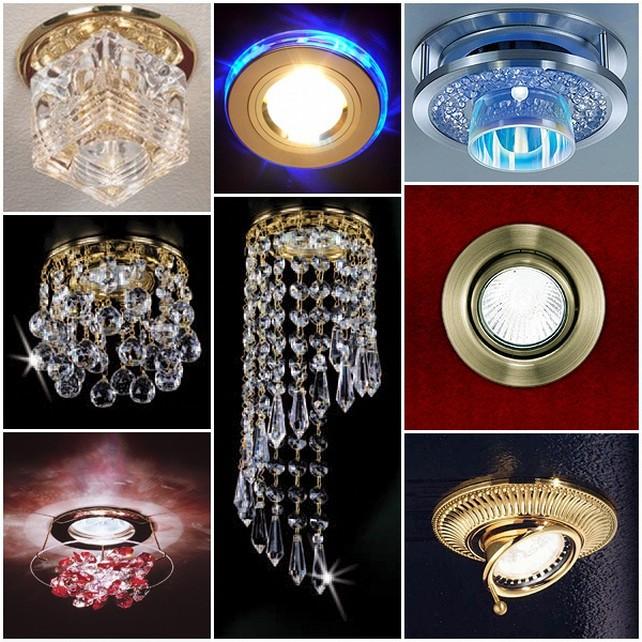 Где купить заказать лампы светильники и люстры для натяжного потолка в Новокубанске - официальный сайт с объявлениями