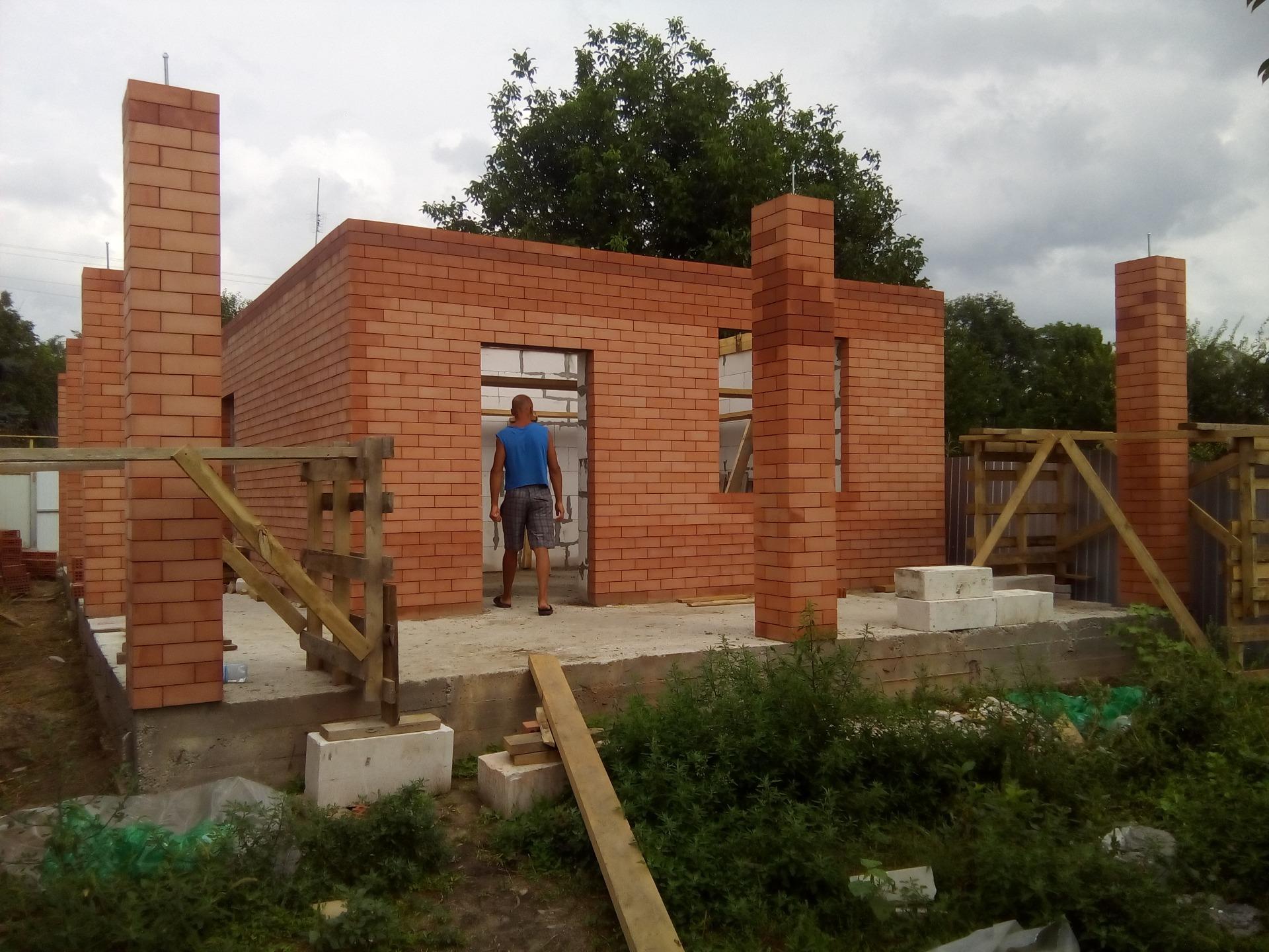 Бригады по строительству частных домов под ключ в Кропоткине и Гулькевичи