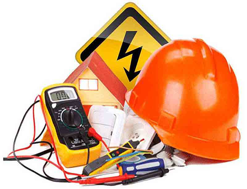 Электротехнические работы в Кропоткине Гулькевичи, монтаж электропроводки, установка розеток и электрического оборудоввния.