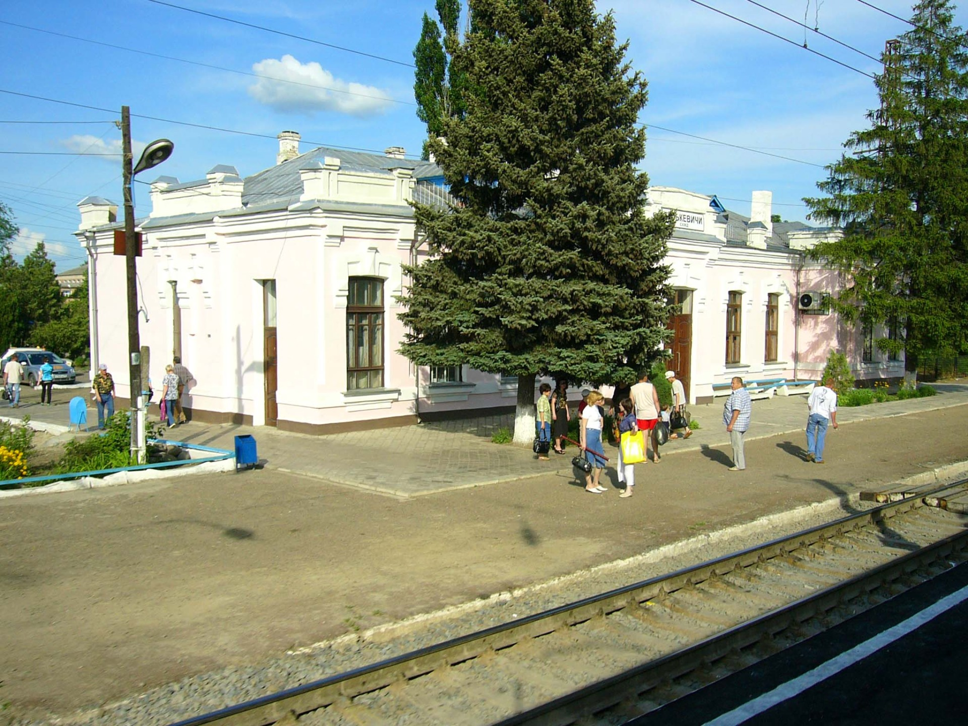 Вокзал Гулькевичи
