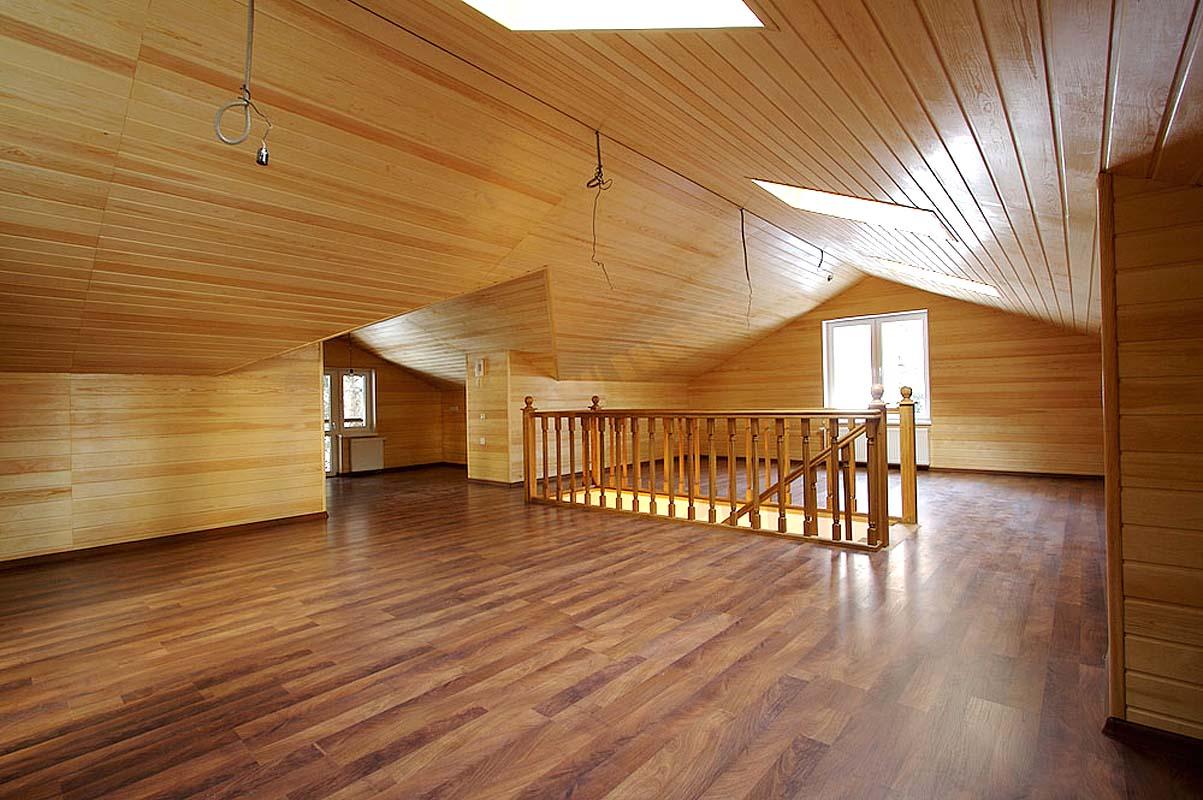 Деревянная отделка и лестницы из дерева