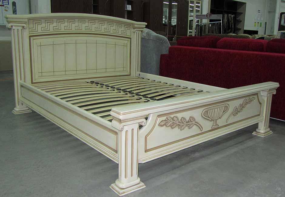 Мебельный цех в Кропоткине Гулькевичи: кровати в классическом стиле
