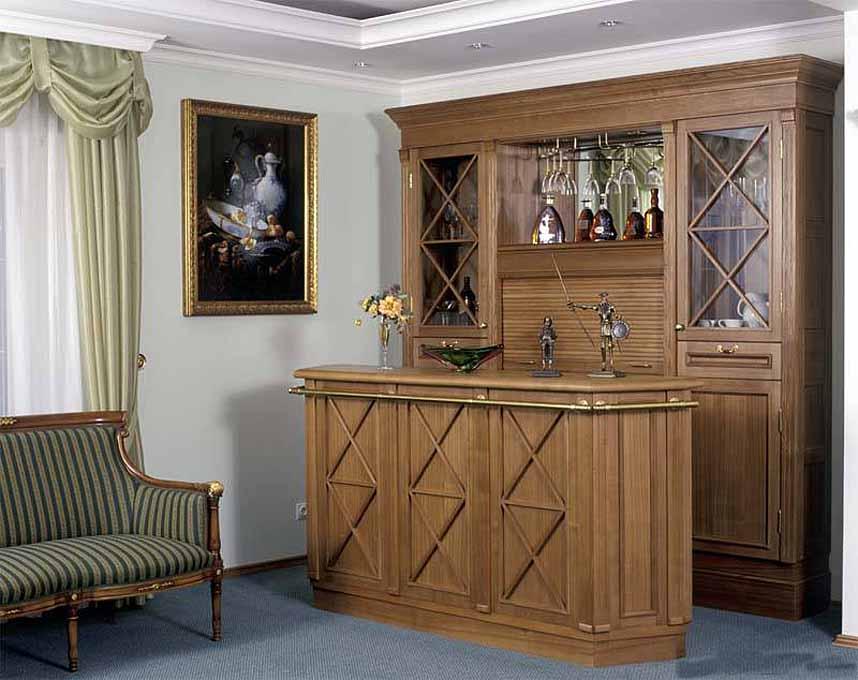 Бары и барные стойки - мебель в Кропоткине