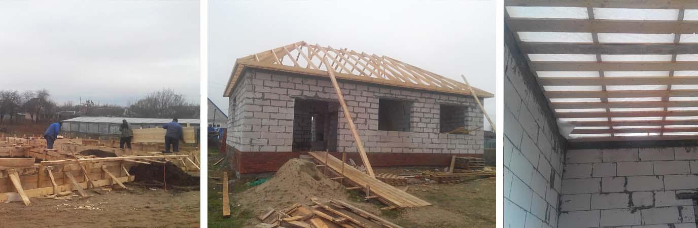 строительство домов в Кропоткине, Гулькевичи
