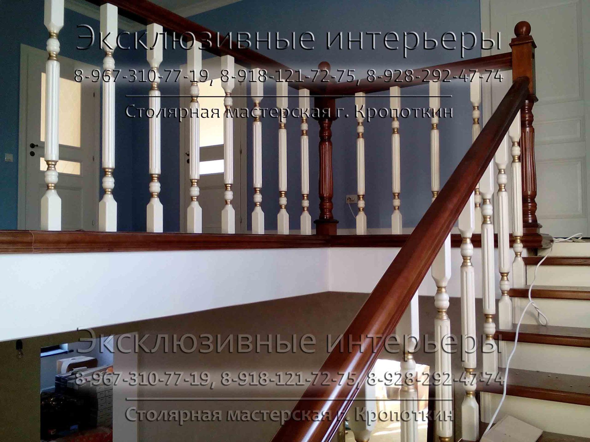 Изготовление лестницы из дерева на 2 этаж своими руками