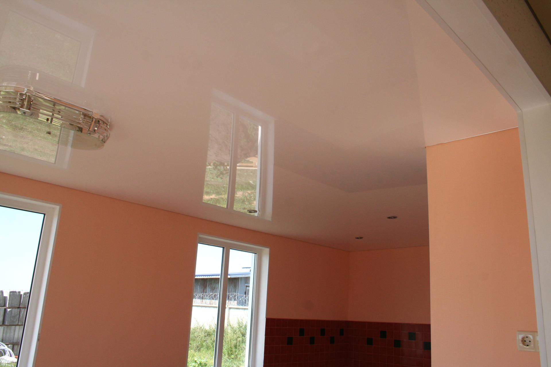 Натяжные потолки в Армавире, цена за установку, фото каталог