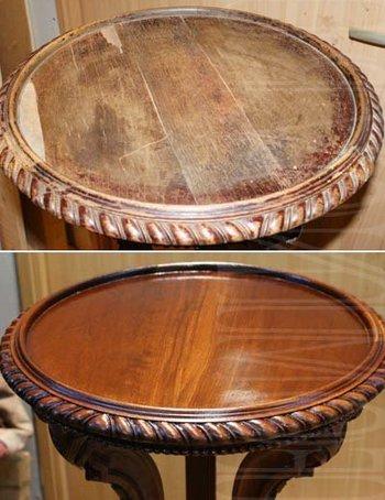 Ремонт и реставрация мебели из массива дерева в Краснодаре Кропоткине и Гулькевичи