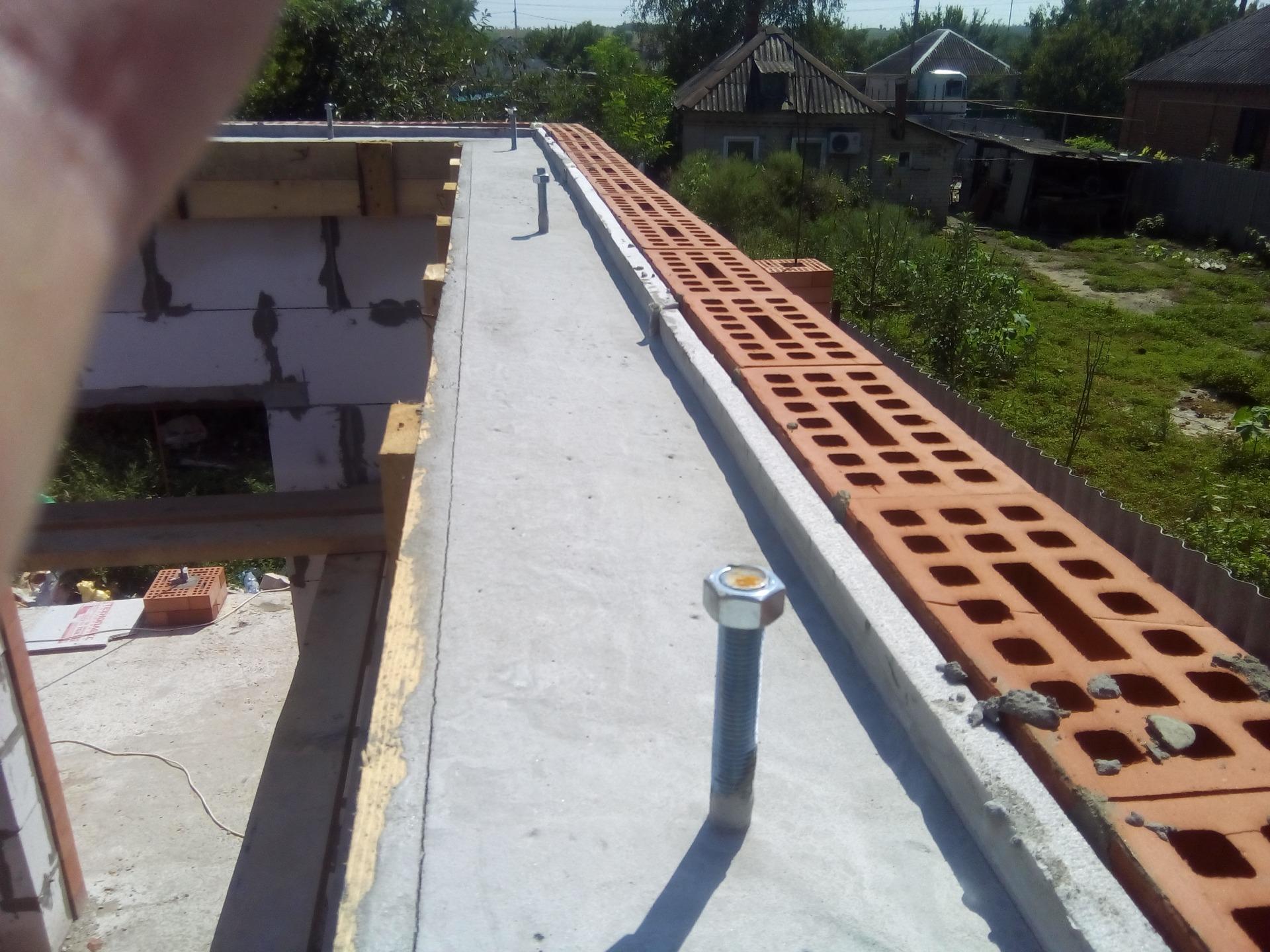 Строительство домов из пеноблока и облицовочного кирпича  Кропоткин Гулькевичи Краснодар - фото проектов