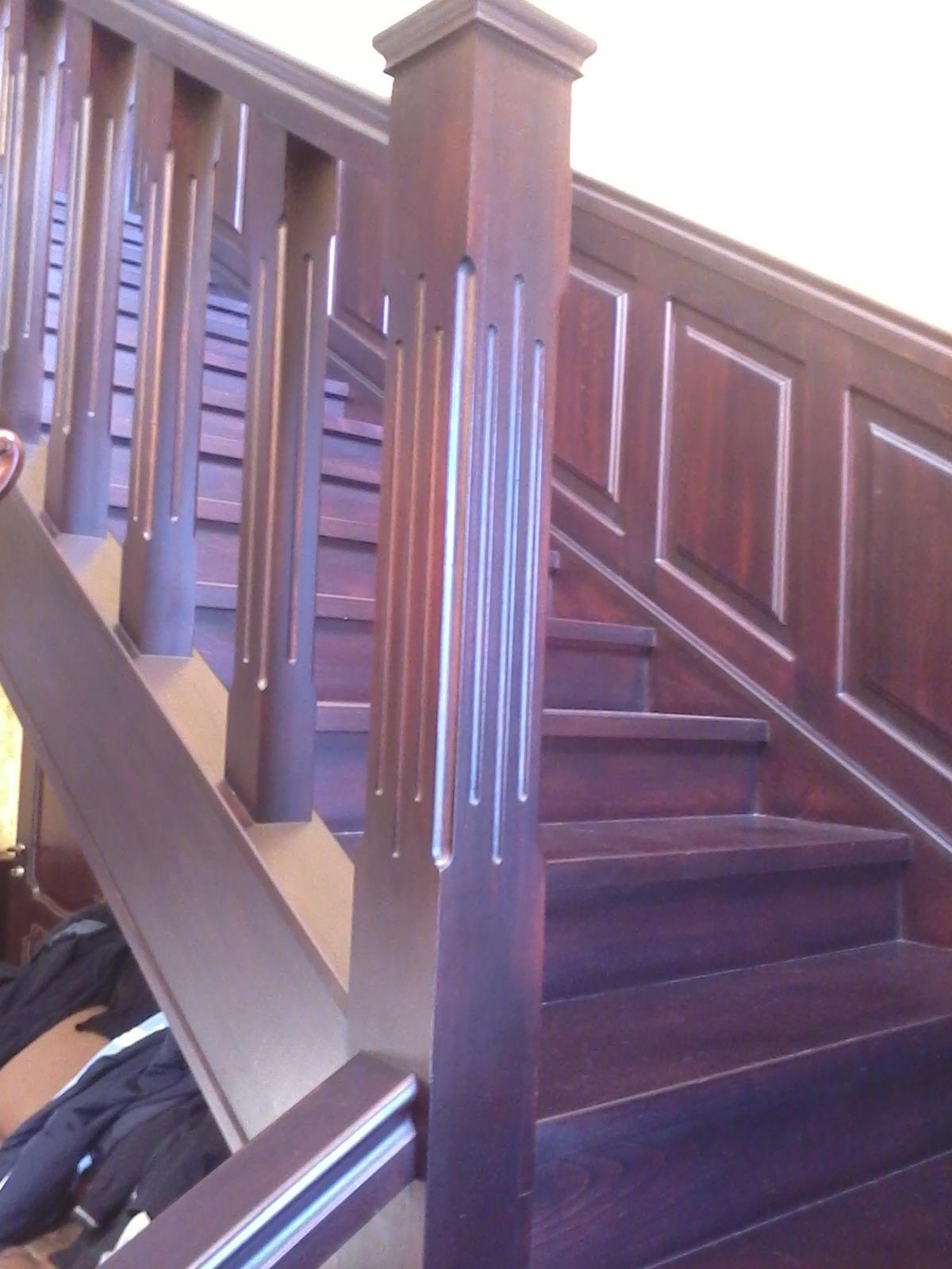 Лестницы из дерева в Кропоткине, Гулькевичи