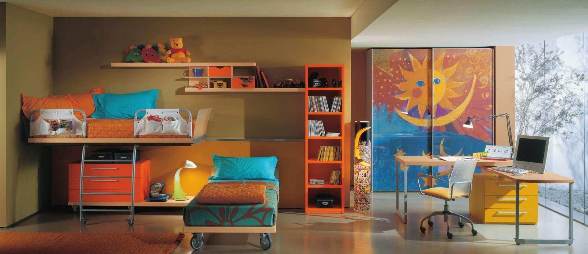 Мебель на заказ для детей и школьников
